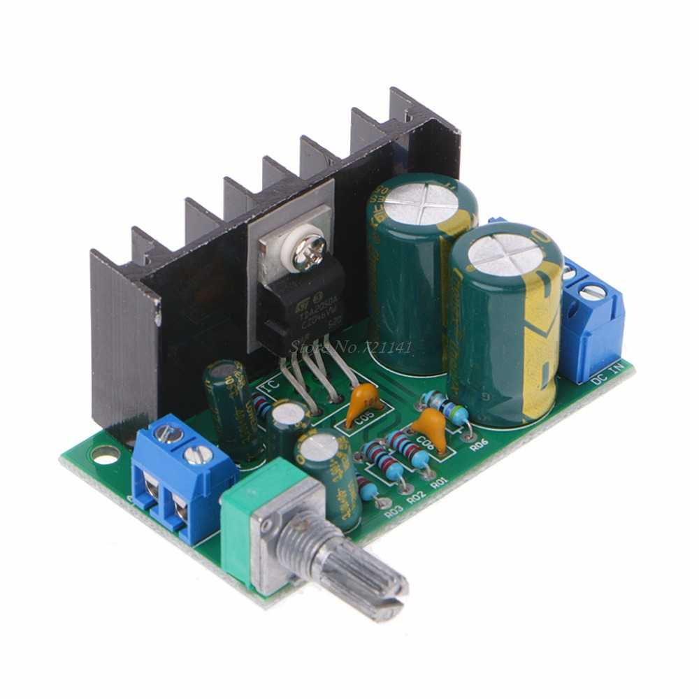 Detail Feedback Questions About 20w Hifi Lm1875t Mono Channel Tda2030 35w Bridged Amplifier Board Tda2050 Audio Power Module Dc Ac 12 24v 5w