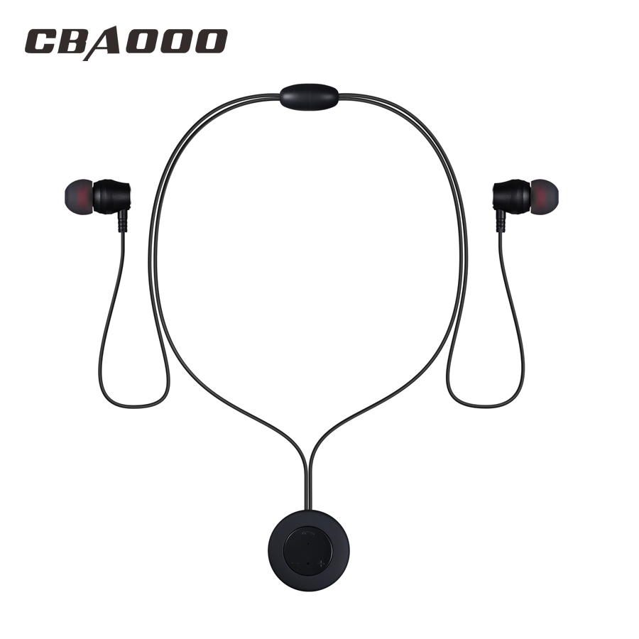 CBAOOO X8 Sport Bluetooth Earphone Wireless Headphone SweatProof Bluetooth Headset Magnetic Stereo Bass Earpiece For all phone
