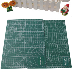 Liyuan pvc cutting mat a4 self healing cut board pad patchwork tools handmade diy polymer clay.jpg 250x250