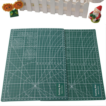Liyuan PVC Cutting Mat A4 Self-healing Cut Board Pad Patchwork Tools Handmade DIY Polymer Clay Accessory Cutting Plate 30*22cm a4 30 22cm sewing cutting mats plate design engraving cutting board mat handmade hand tools