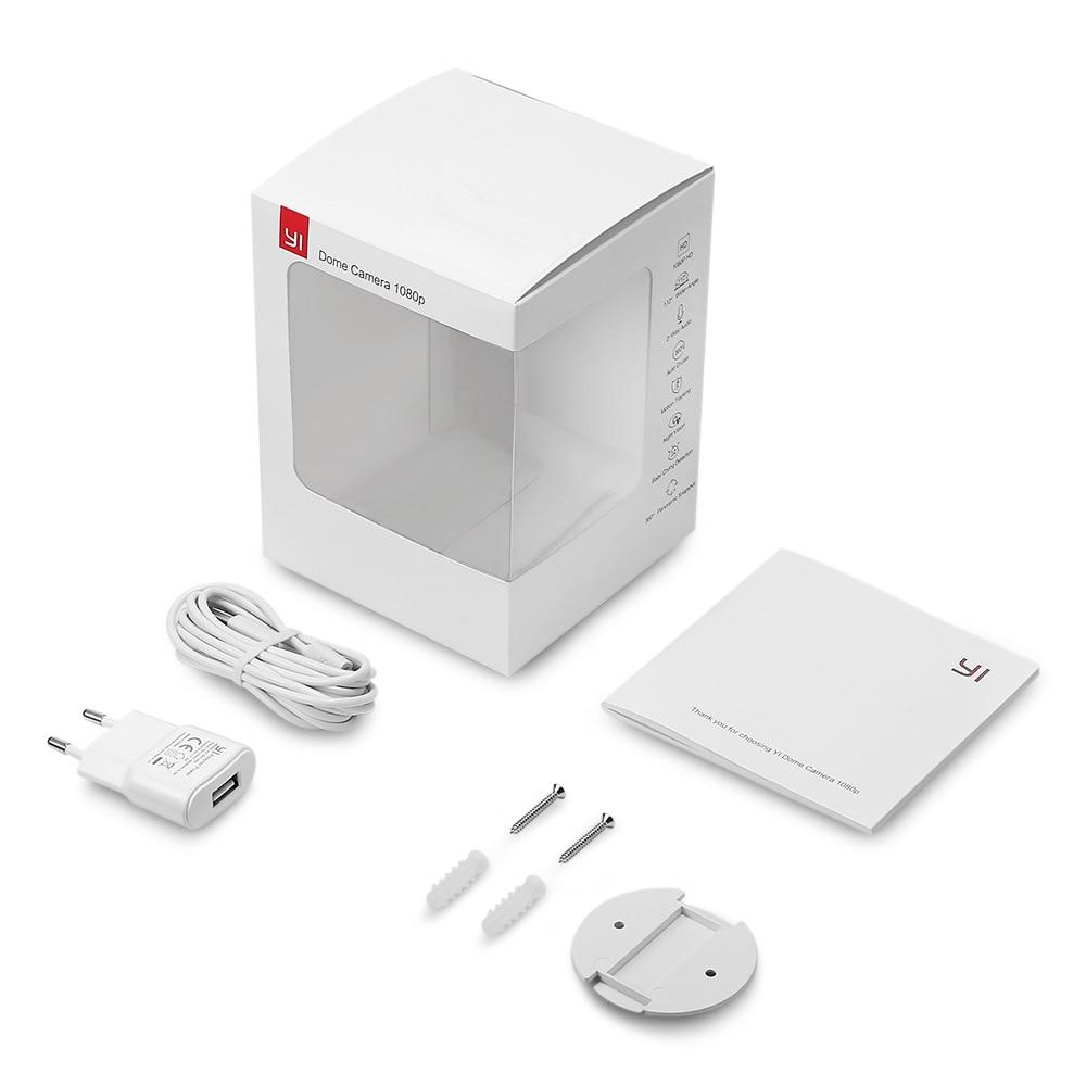 Cámara domo YI 1080p HD Pan / Tilt / Zoom para interiores Sistema - Seguridad y protección - foto 6