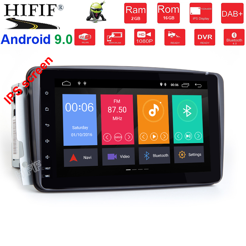 Android 9 0 Car CD DVD Player 8 Core Radio for Chevrolet Chevy Holden S10 TRAILBLAZER