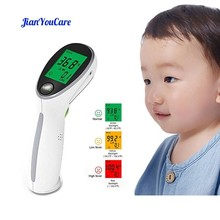 JianYouCare Digital Infrared Thermometer Portable Temperature Gun Non-contact Laser Baby Adult Body Fever Surfaces
