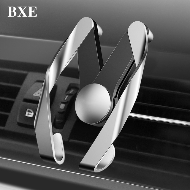 BXE Universal Car Phone Holder For iPhone X Samsung S9 Xiaomi Huawei Car Mobile Phone Stand Bracket GPS Car Styling Tools Holder