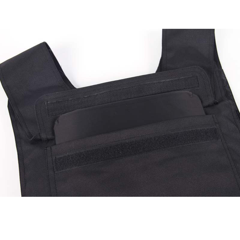 Image 5 - New nij iv Bulletproof armor plated 4.5mm chest flapper AK47 Bullet proof vests Body armor 6.0mm M16 3 kinds of thickness Plate-in Self Defense Supplies from Security & Protection