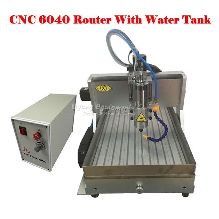 Russia tax free desktop cnc milling machine with water tank,USB cnc router free tax