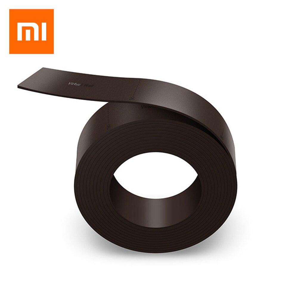 Accesorios de barredora de pared Invisible Origina Xiaomi no bettery bloque de distancia magnético para Xiaomi Mi aspiradora robótica inteligente