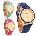 Wavors Watch Women Luxury Famous Brand Leather Quartz Watch Relogio Feminino Women Ladies Rhinestone Wrist Watches Free Shipping