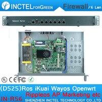 băng thông rộng vpn router với intel pci e 1000m 6 82583v lan 500 thông minh kiểm soát quản lý trực tuyến thiết b