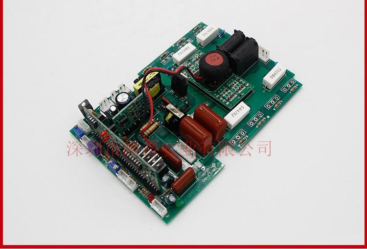 Инвертор сварочный аппарат фитинги Мощность доска ZX7-200/250 борту восемь сварки труб линии
