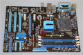 original Desktop motherboard P5P41C DDR2 DDR3 LGA775 Gigabit Ethernet Solid Capacitor
