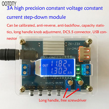 Constant Voltage / Current Adjustable Module High Precision DC Step Down Board LCD Digital Display недорго, оригинальная цена