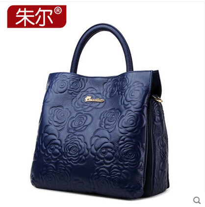 high quality zooler Famous brand women bag 100% genuine leather bag fashion  Women handbags Messenger Bag