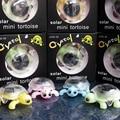 Criativo modelo ativistas Verdes Rastejando brinquedo solar turtle educacional brinquedo solar