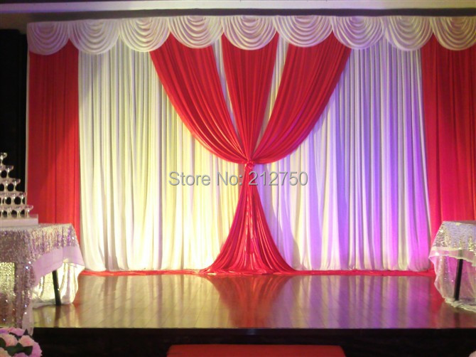 Compare prices on customised curtains online shopping buy for Backdrops for stage decoration
