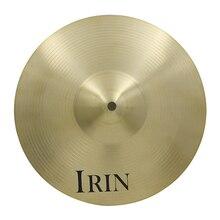 MSOR Andoer 18″ in size Crash Ride Hi-Hat Cymbal Brass Alloy for Drum Set