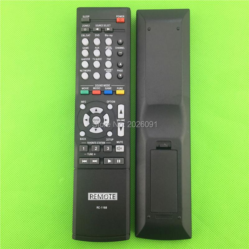 New Replacement Remote Control For Denon AVR-E400 AVR-E300 AVR-2112 AVR-1912 RC-1170 RC-1180 RC-1183 RC-1157 RC-1156 AV Receiver