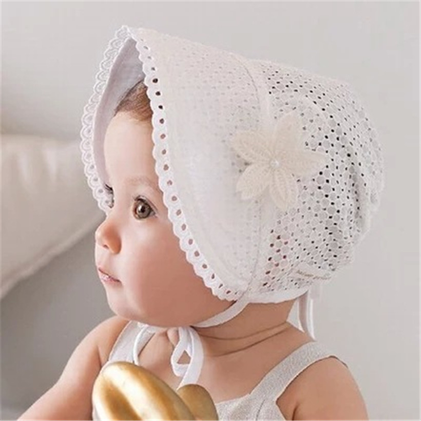 Infant Newborn Baby Girl Kids Bucket Hat Cap Beanie Bonnet Hair Accessories Hats