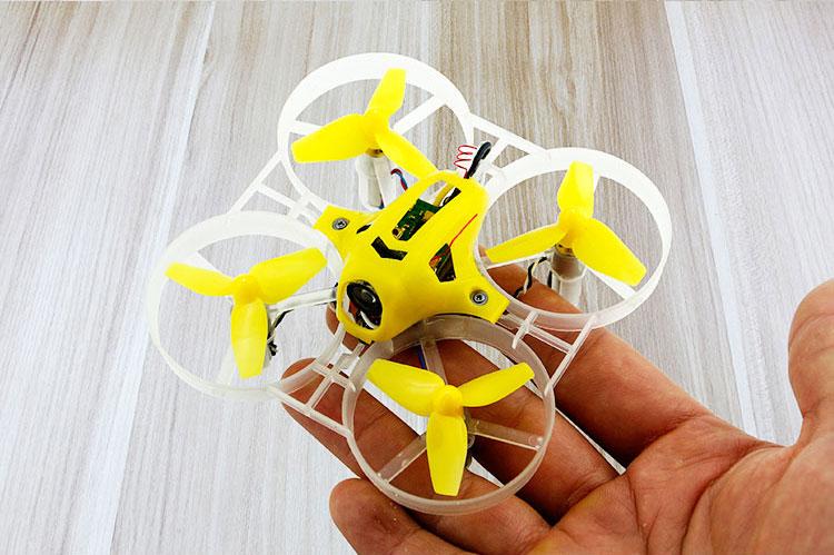 Kingkong Tiny7 PNP Mini Racing Drone Quadcopter with 800TVL Camera DSM2/ FRSKY XM / FLYSKY PPM / FUTABA FASST FM800 Receiver