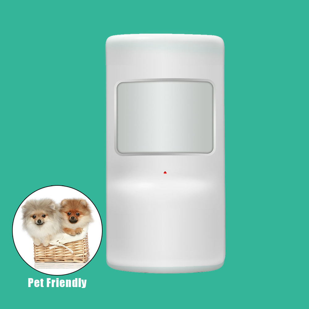 Wireless Infrared PIR/Motion Sensor Alarm Security System Pet-friendly Motion Detector For G90B G90B plus S2G S2W wireless vibration break breakage glass sensor detector 433mhz for alarm system