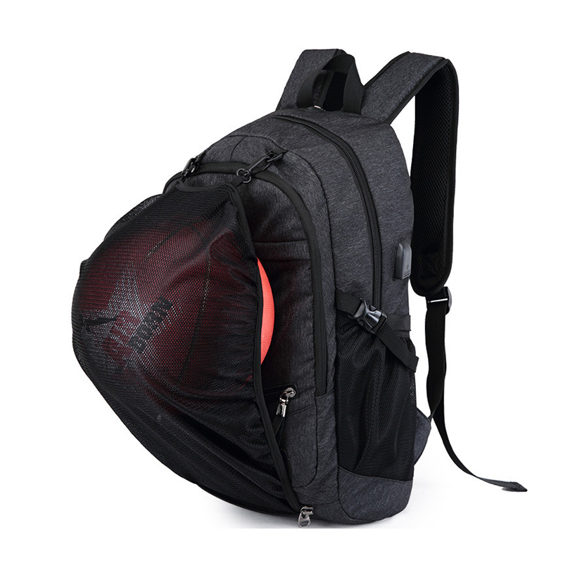 Multifunction 15 6 Laptop USB Charging School Basketball Backpacks For Teenagers Outdoor Male Women Fitness Gym