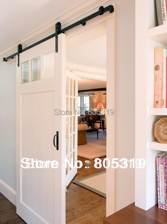 diyhd cm cm negro rstico vendimia puerta corredera granero hardware anqutic estilo puerta