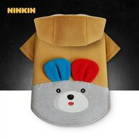 fashion Classic Warm Dog Clothes Puppy Pet Cat Jacket Coat Winter Fashion Soft Sweater Clothing For Chihuahua Yorkie XS-XL