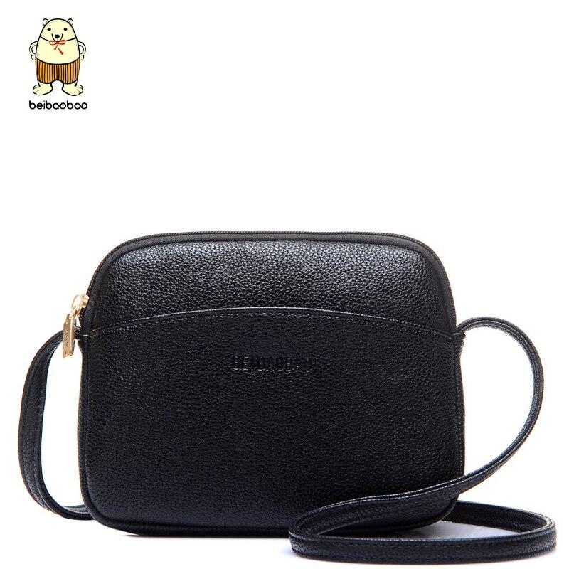 2019 New Beibaobao Top Quality Girls Messenger Bags In Shoulder Bag Mini Women's Cross-body Bags Designer Tote Female Handbag