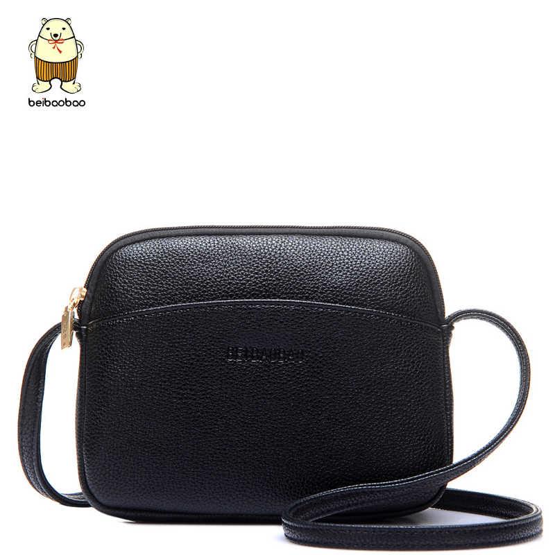 Новинка 2019 года Beibaobao, высокое качество, сумки-мессенджеры для девочек, сумка на плечо, Мини женские сумки через плечо, дизайнерская сумка-тоут, женская сумка
