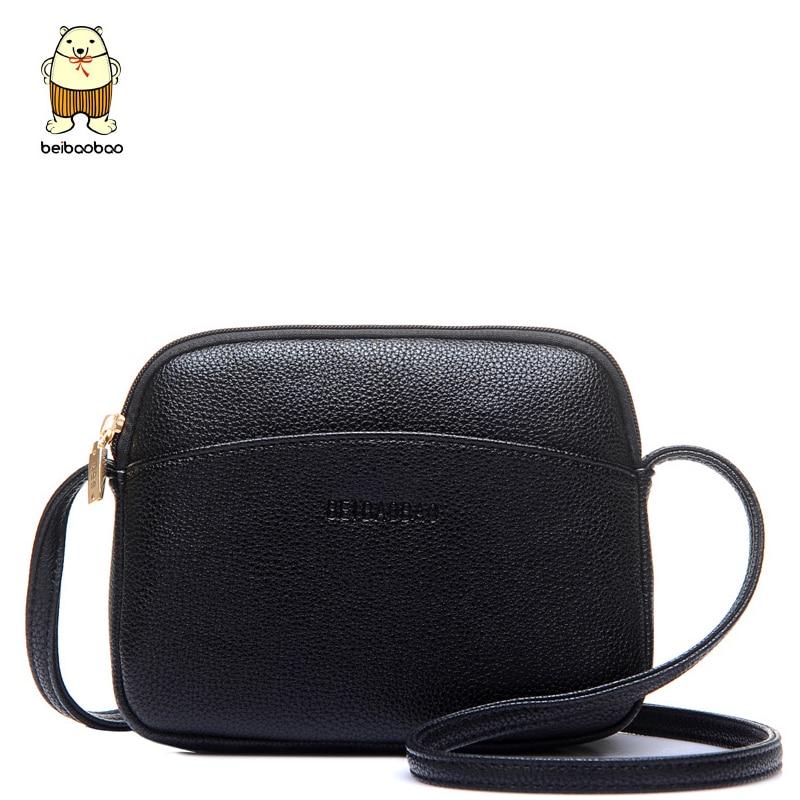 Beibaobao Top qualität mädchen messenger taschen in schulter tasche mini frauen Kreuz-körper Taschen designer tote weibliche handtasche 2019 neue