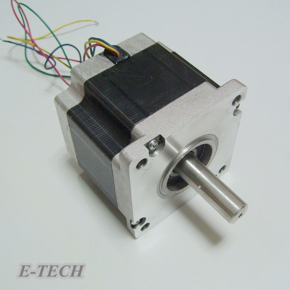 цена на NEMA 42 Stepper Motor 12N.m (1667oz-in) 2Phase 4-lead Frame 110mm Body Length 100mm 1.8 degree CNC Stepping CE ROHS