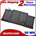 "Аккумулятор Genuine 50wh для Apple Macbook Air 13"" A1369 2011 A1405 бесплатная доставка"