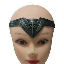 Косплэй Головные уборы для девочек супергерой косплейная корона диадемы аксессуары для косплея на Хэллоуин