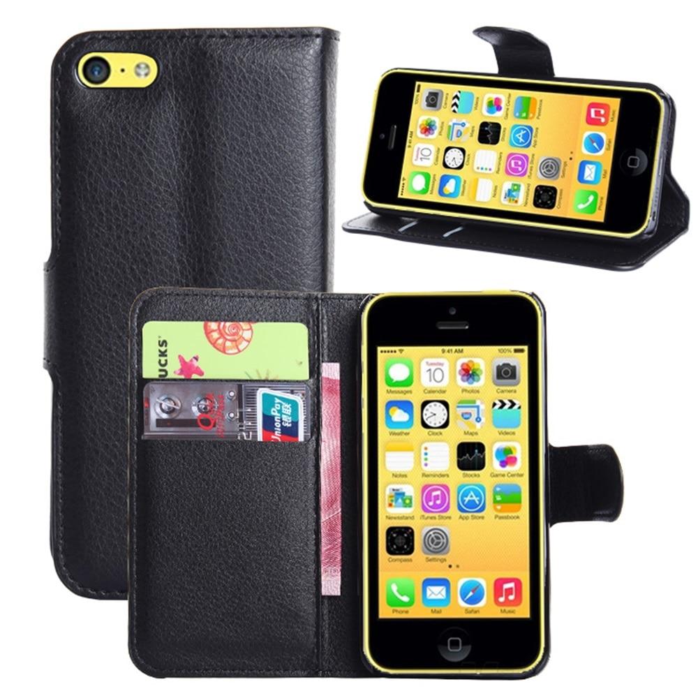 Aliexpress.com : Buy CYBORIS for Apple iPhone 5c Leather