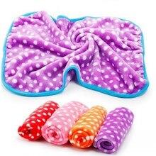 The new pet dog ring Polka Dot blanket mat Tactic VIP small dog pet dog bed
