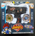 1pcs  Beyblade box set sale 4d Launcher sale Metal Fusion gyro Kids Game Toys beyblade toy set Children Christmas gift