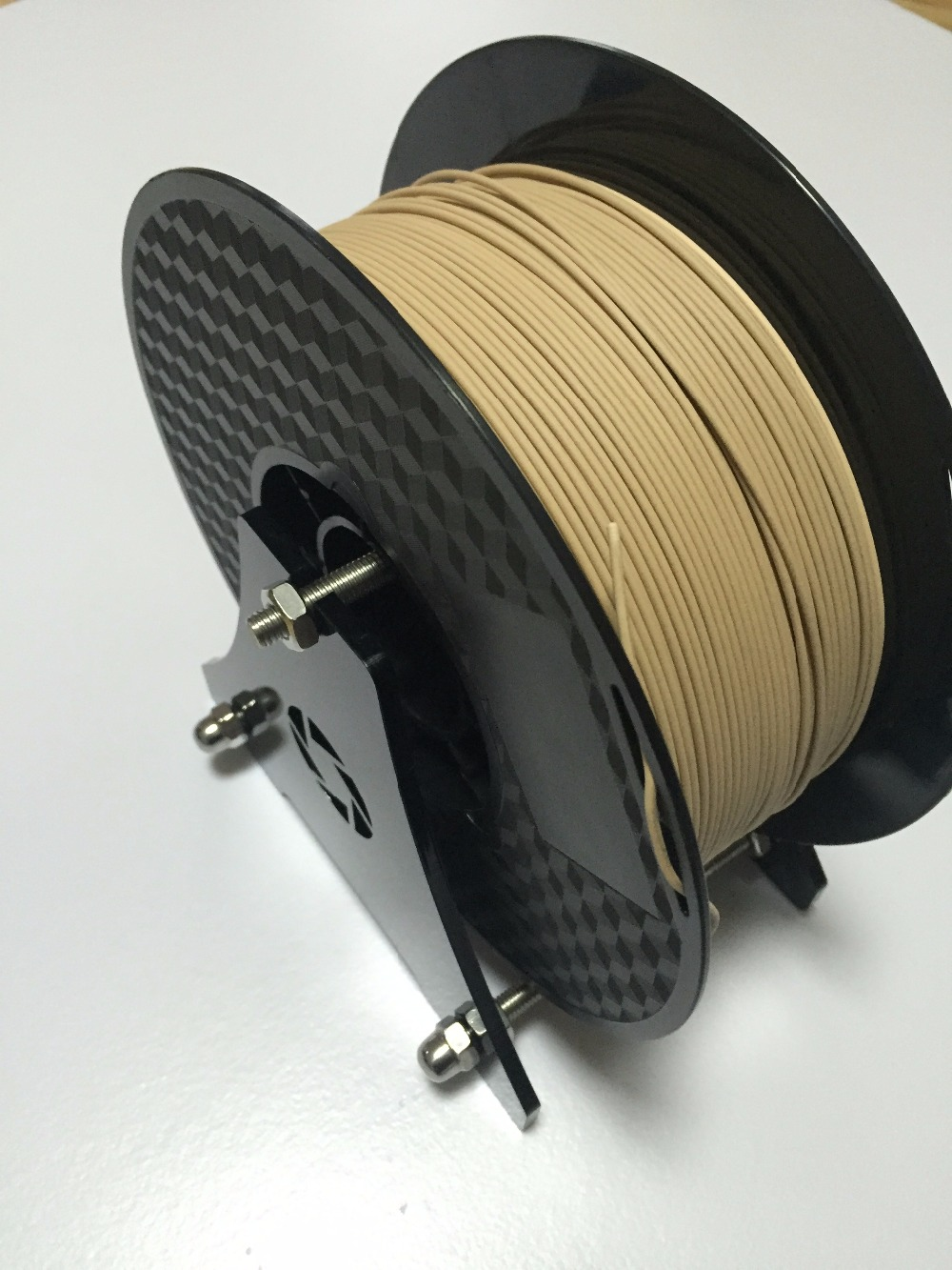 Acrylic 3D printer filament Spool, holder spool holder, supporting ...