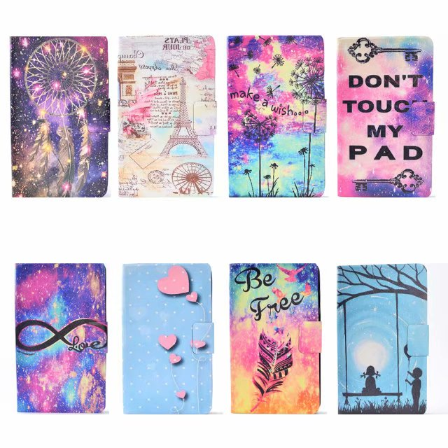 Case For Huawei T1 7.0 T1-701U Silicone PU Leather Magnetic Cover For Huawei Mediapad T1 7.0 T1-701U Tablet Stand Shell +Pen