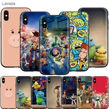 Lavaza Toy Story Woody Case untuk iPhone 11 Pro XS Max XR X 8 7 6 6S PLUS 5 5 S SE(China)