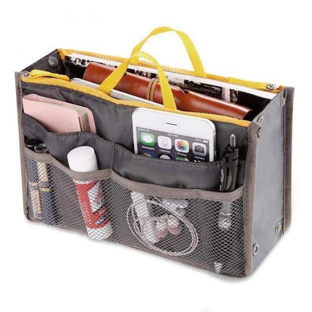 d9427b243dbe WEINUO Hot Car Trunk Storage Multifunctional Small Handbag Travel Storage  Bag Cosmetic Bags & Cases Toiletry Bag Car Organizer