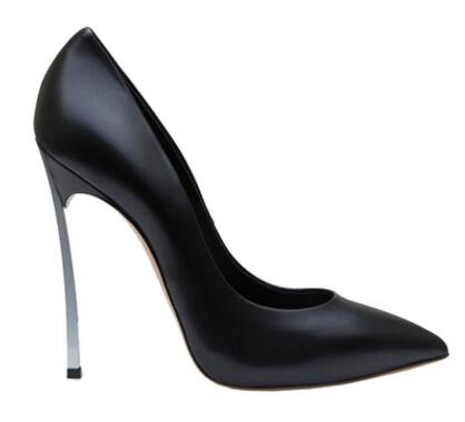 hot selling high quality leather shoes for woman sexy pointed toe stiletto heels 2017 super high thin heels pumps fashion heels мобильный телефон lenovo a616 4g fdd lte 5 5 ips mtk6732m 512 8 5 gps dual sim