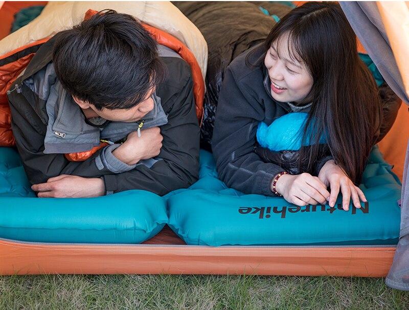 almofadas de dormir almofada de ar dampproof