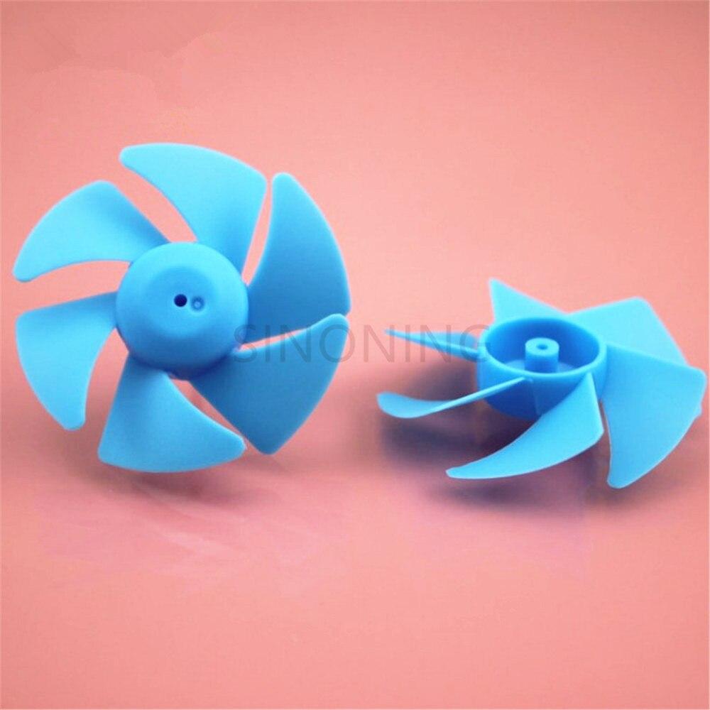 10 Stücke Kühler Turbofan Propeller Sechs-klinge Paddle Technologie Gebäude Block Teile Diy Spielzeug Zubehör