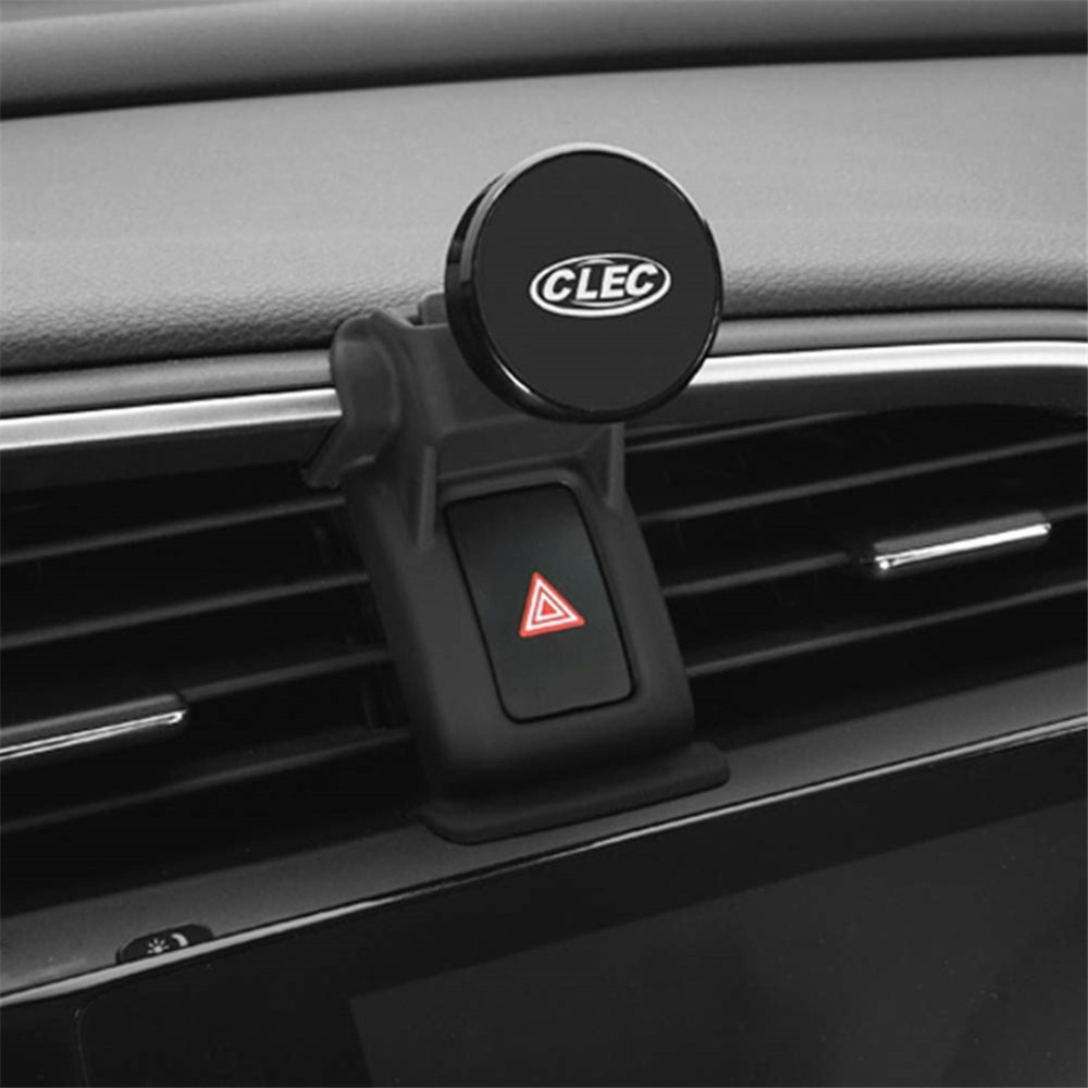 Magnetic Phone Holder For Honda Civic 2016 For iPhone 6s 7 8 4.7/5 Inches Air Vent Phone Stand Clip Holder For Civic 2017 2018