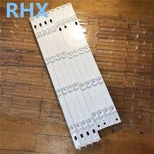 """16 ชิ้น/ล็อต LED Backlight สำหรับ LG 42 นิ้วทีวี DRT 3.0 42 """"DRT 2.0 42"""" 6916L 1709B 1710B 1957E 1956E 6916L 1956A 6916L 1957A 42LB561v"""