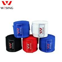Wesing high elastic boxing bandages muay thai sanda training handwraps protect wrist epuipment taekwondo karate