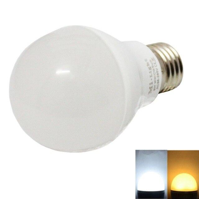 СВЕТОДИОДНЫЕ Лампы, Светодиодные E27 6 Вт 9 Вт 2.4 Г 85-265 В 110 В 220 В 2.4 Г Затемнения SMD 5730 Led Цветовая Температура Регулируемая Лампа