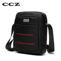 CCZ New Fashion Shoulder Bags Men Messenger Bag Crossbody Bags Casual Nylon Bag For Teenage High