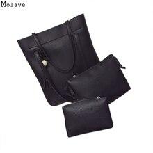 Hot Sale New Brand 2017 Luxury Women Bag 3 Piece Set PU Leather Tassel Serpentine Python