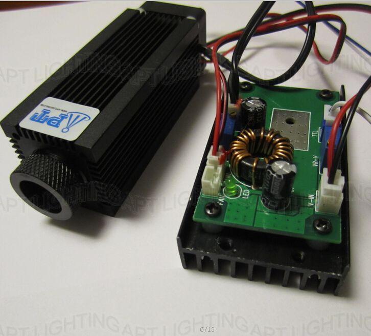 цена на 2015 Focusable High Power 2W 808nm 808 2w laser module / IR beam / engraving wood burning laser cutter